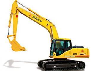 三一重工SY420C挖掘机