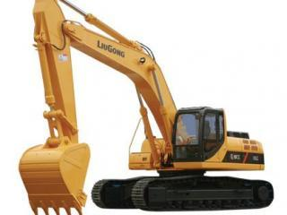 柳工CLG936LC挖掘机