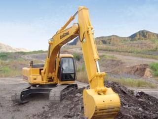 柳工 CLG200-3 挖掘機圖片