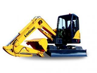 柳工CLG904C挖掘机