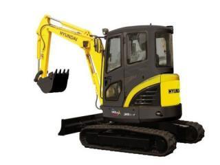 现代R35Z-7挖掘机