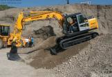 现代R140LCD-7A挖掘机
