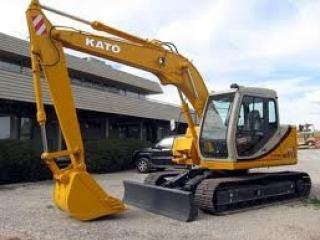 加藤 HD513MR 挖掘机图片