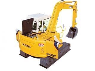 加藤 HD307 挖掘机