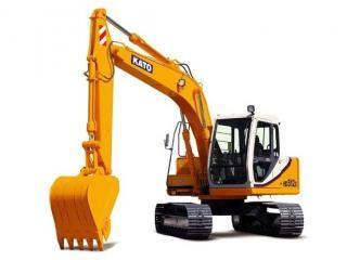 加藤 HD512III 挖掘机