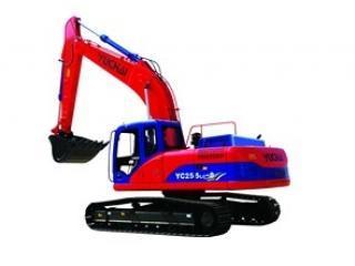 玉柴 YC260LC-8 挖掘机