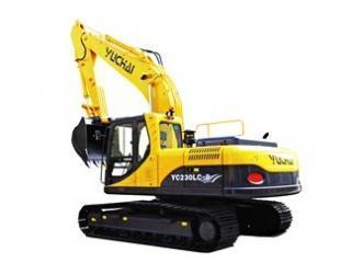 玉柴 YC235LC-8 挖掘机