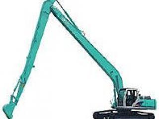 神钢 SK230LC-6ES加长臂 加长臂拆除臂