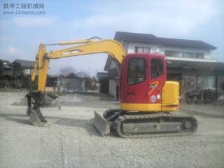 住友 SH75X-3 挖掘机