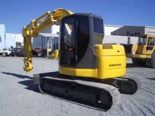 住友 SH75U 挖掘机