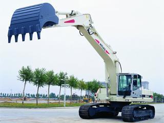 阿特拉斯中国 3306LC 挖掘机
