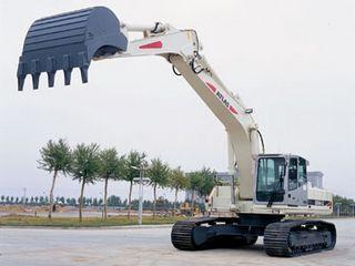 阿特拉斯中国 2606LC 挖掘机