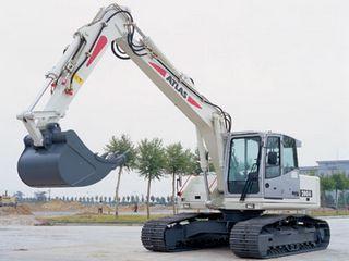 阿特拉斯中国 2306LC 挖掘机