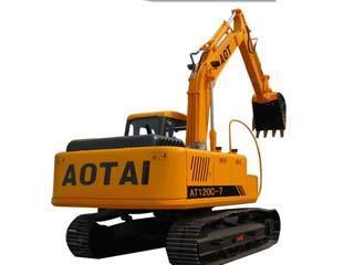 奥泰重工 AT120C-7 挖掘机图片