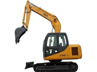 奥泰重工 AT80E-7 挖掘机
