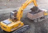 邦立重机 CED1000-7反铲 挖掘机