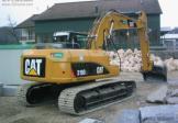 卡特彼勒319DL挖掘机
