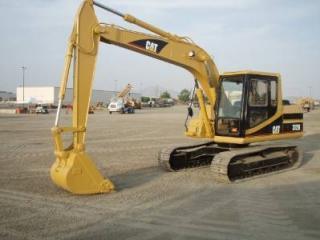 卡特彼勒 312B 挖掘機圖片
