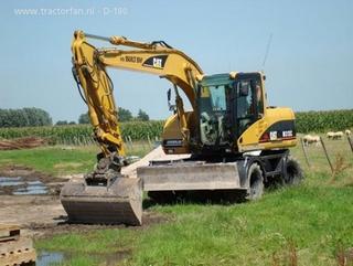 卡特彼勒M313C挖掘机