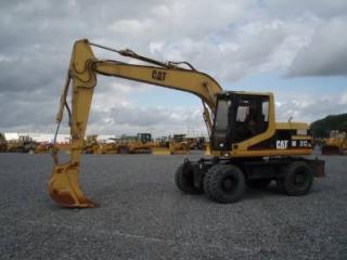 卡特彼勒 M312 挖掘机