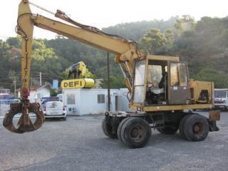 卡特彼勒212BFT挖掘机