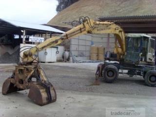小松PW100-3挖掘机