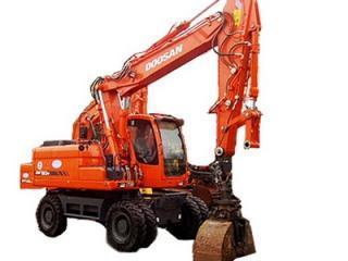 斗山DX190W挖掘机