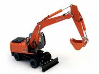 日立ZX160W挖掘机