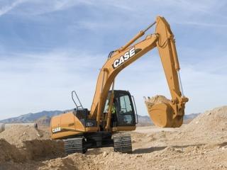 凱斯 CX160B 挖掘機圖片