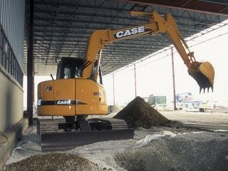凯斯 CX75 MSR 挖掘机