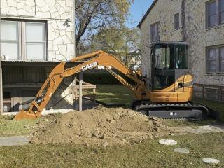 凯斯 CX50B 挖掘机图片