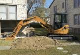凯斯CX50B挖掘机