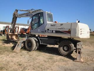 特雷克斯2205M挖掘机