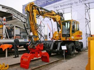 特雷克斯1404MK挖掘机