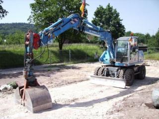 特雷克斯1305M挖掘机