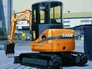 凯斯 CX40B 挖掘机图片