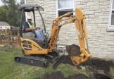 凯斯CX17B挖掘机