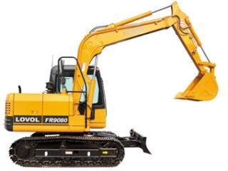 雷沃重工 FR90 V8 挖掘机