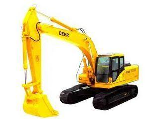 德尔重工 322HD混合动力 挖掘机