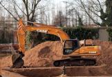 凯斯 CX240B 挖掘机