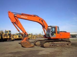 日立ZX270LC挖掘机