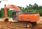 日立ZX450挖掘机