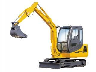 廈工 XG804 挖掘機圖片