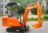 南特机械NT15(洋马发动机)挖掘机