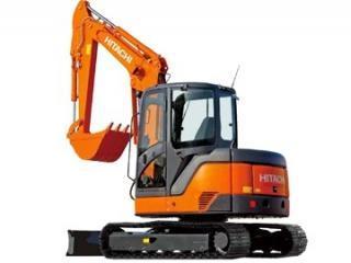日立ZX60USB-3挖掘机