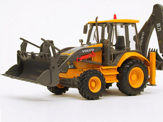 沃尔沃 BL71 挖掘装载机