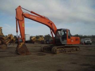 日立ZX210LCH挖掘机