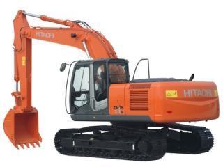 日立ZX210H挖掘机