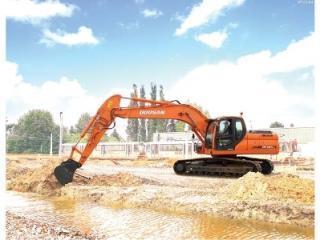 斗山 S225LL 挖掘机图片