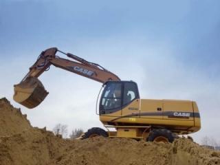 凯斯WX240挖掘机